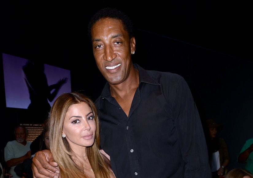 fabd59d315b Scottie Pippen   Reality Star Larsa Younan Are Divorcing After Nearly 20  Years of Marriage