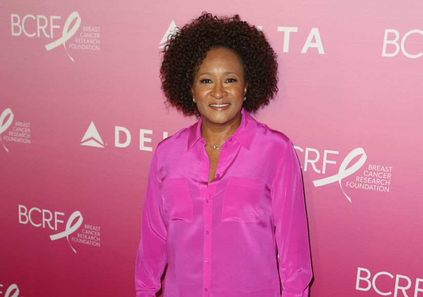 Wanda Sykes Jokes About How Donald Trump Cracked Her Face