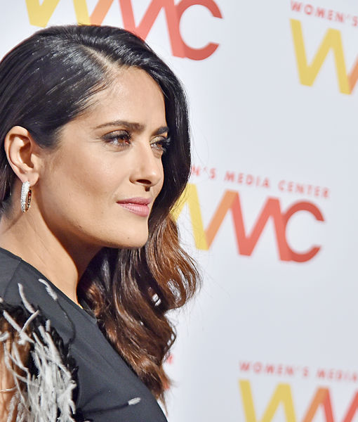 Salma Hayek Comes for Trump, Says He Badgered Her for Dates