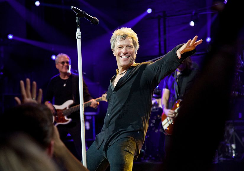 Jon Bon Jovi Reveals His Tour Must-Haves