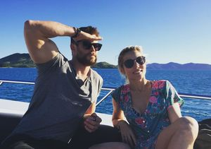 Chris Hemsworth's Cheeky Response to Those Elsa Pataky Breakup Rumors