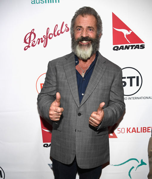 Mel Gibson on His Ninth Baby: 'I Think My Adrenals Are Worn Out'