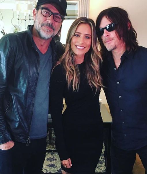 Norman Reedus and Jeffrey Dean Morgan on Those Shocking 'Walking Dead'…