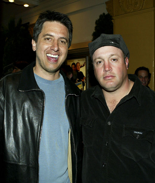 Kevin James Dishes on Ray Romano's Habits