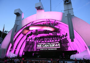 Stars Give Back at We Can Survive Concert