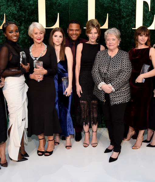Pics! 2016 Elle Women in Hollywood Awards