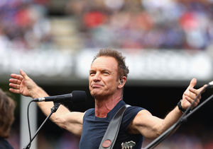 Honoree Sting to Perform at American Music Awards