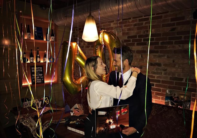 Ryan Reynolds & Blake Lively Return to Where They 'Fell in Love' on His…
