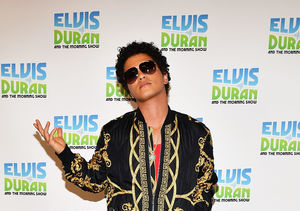 Bruno Mars Releases Sexy New Love Song 'Versace on the Floor'