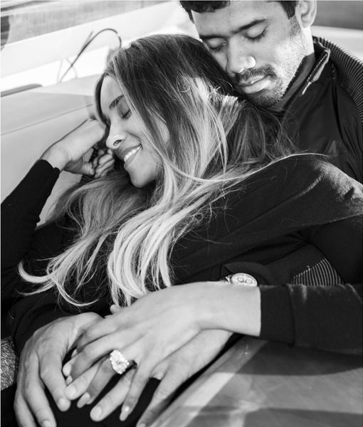 Ciara Is Pregnant with Russell Wilson's Baby!