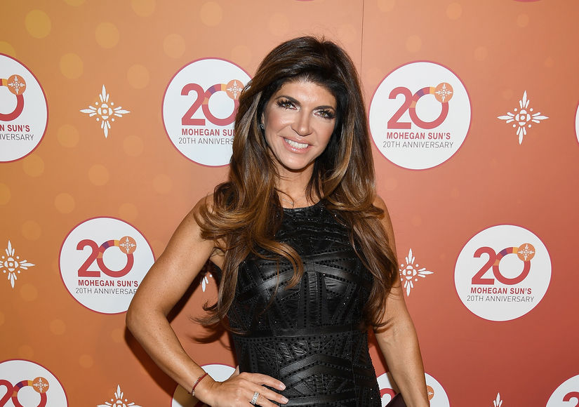 Teresa Giudice Defends Her Former 'Celebrity Apprentice' Boss Donald Trump
