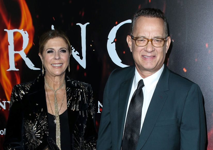 Tom Hanks & Rita Wilson Speak Out on Divorce Rumors: 'Our Marriage Is…