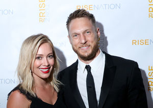 Hilary Duff & Jason Walsh Split