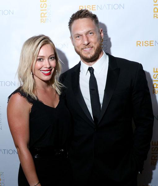 Hilary Duff & Jason Walsh Split