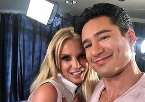 'Extra' Exclusive: Britney Spears on Her Charity Ride, Meeting Hillary…