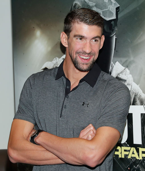 Michael Phelps Marries Nicole Johnson in Small, Secret Ceremony
