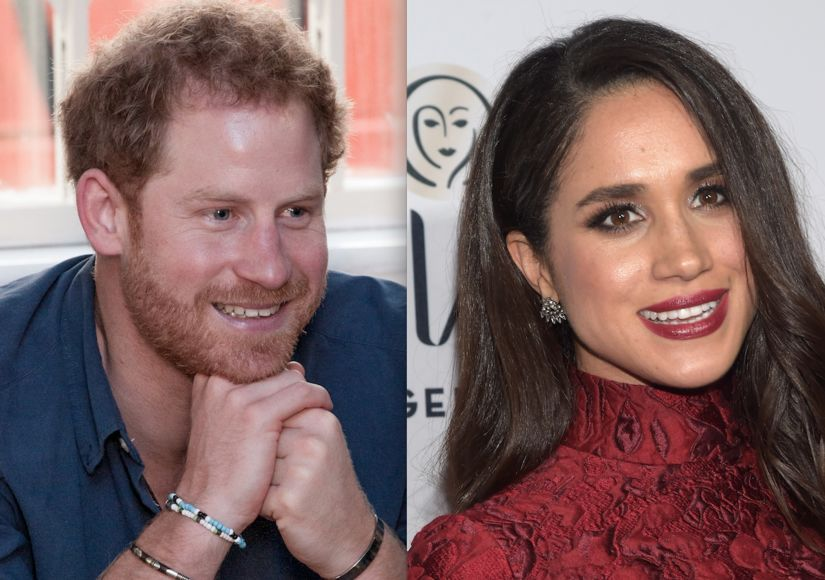 Meghan Markle & Prince Harry Reunite in London After Relationship Confirmed