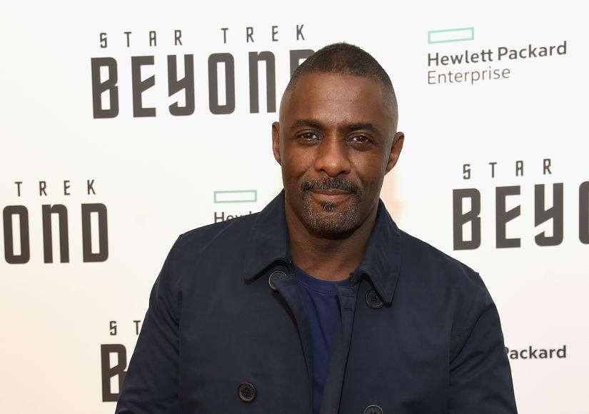 Idris Elba Shuts Down Madonna Romance Rumors