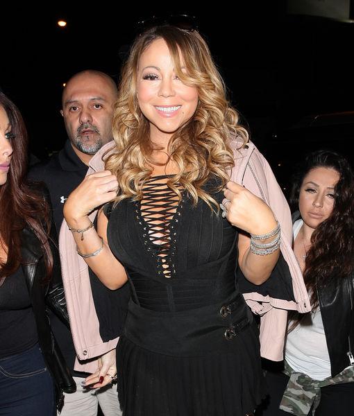 Mariah Carey Speaks Out on James Packer Split
