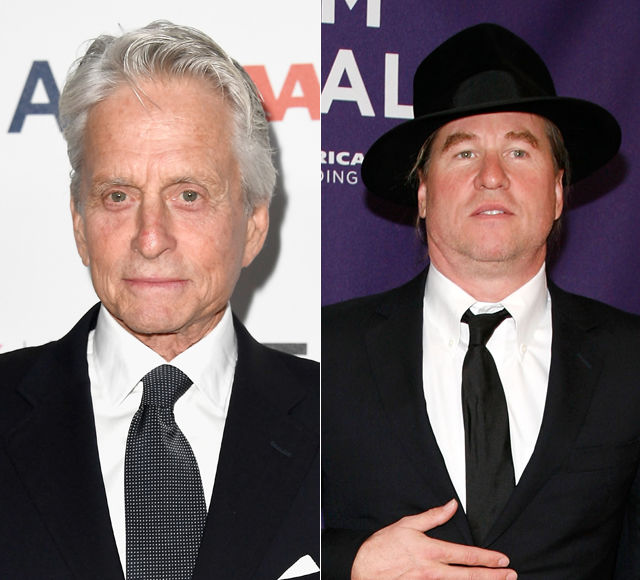 Val Kilmer Speaks Out on Cancer Rumors After Michael Douglas Comments