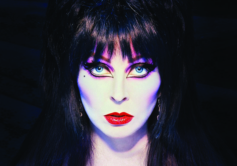 Why Cassandra Peterson Started Doing Her Own Elvira Makeup