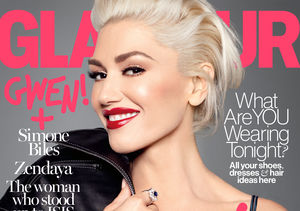 Gwen Stefani & Simone Biles Named Glamour's 2016 Women of the Year
