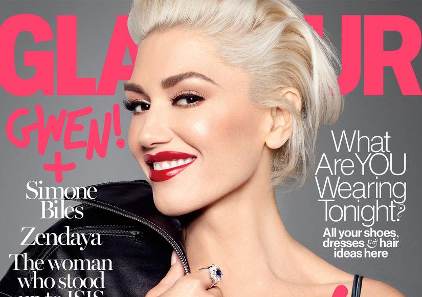 Gwen Stefani & Simone Biles Named Glamour's 2016 Women of the Year