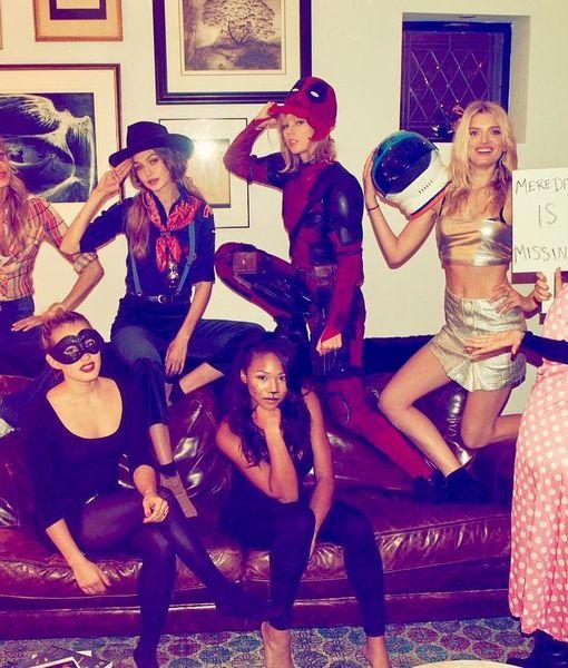 Taylor Swift Becomes Deadpool with Ryan Reynolds' Help, Plus: Blake…