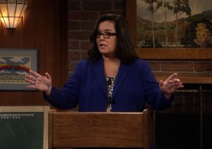 Rosie O'Donnell Guest Stars on 'Mom'!