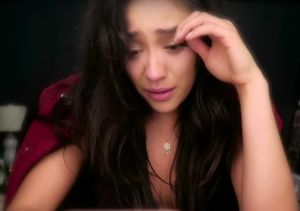Shay Mitchell Breaks Down in 'Pretty Little Liars' Farewell Video