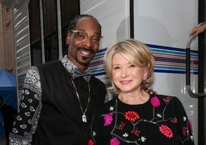 How Snoop Dogg Is Helping Martha Stewart's Search for Love
