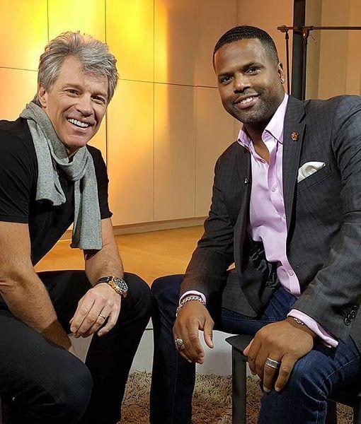 Jon Bon Jovi Opens Up About New Album