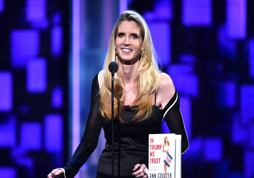Ann Coulter's Political Argument: 'I Don't Think Trump Is a Bully'