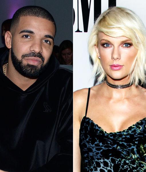 Drake Sparks Taylor Swift Dating Rumors