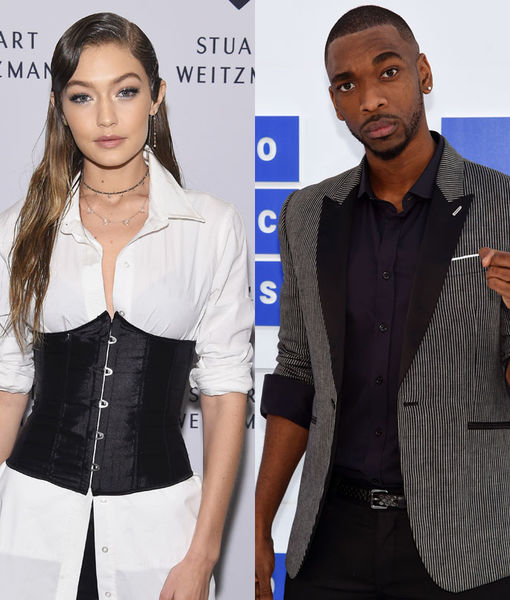Gigi Hadid & Jay Pharoah Set to Co-Host the American Music Awards