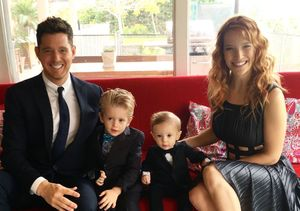 Michael Bublé Is 'Devastated' by His Oldest Son's Cancer Diagnosis