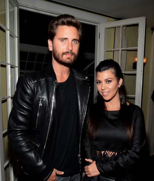 Ex No More! Kourtney Kardashian & Scott Disick Are Back On