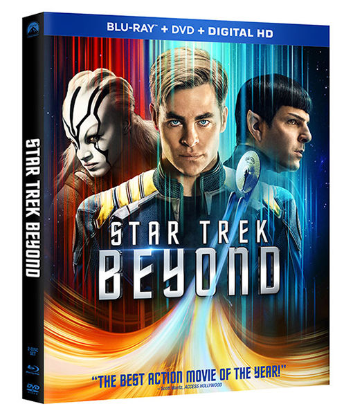 Win It! 'Star Trek Beyond' on Blu-ray and DVD