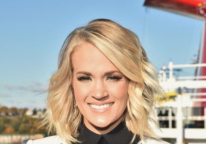 CMA Female Vocalist of the Year Carrie Underwood on Being a Mom, a Vegetarian,…