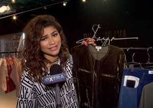 Zendaya Launches Daya Clothing Line