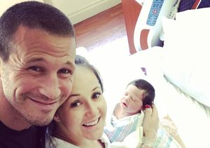 'Bachelorette' Couple Ashley Herbert & J.P. Rosenbaum Welcome Baby Girl…
