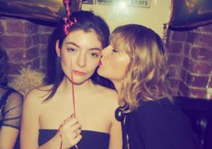 Taylor Swift Throws Royal Birthday Party for BFF Lorde