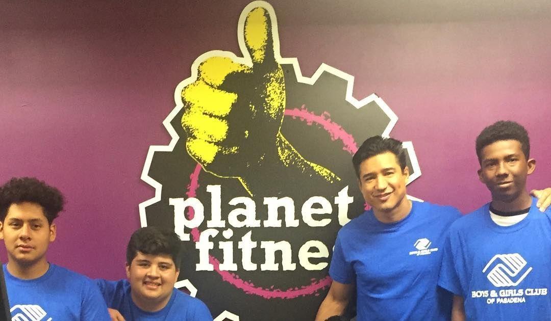 Planet fitness hookup