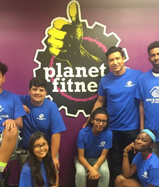 Planet Fitness Opens Judgement Free Gym Within a Boys & Girls Club to Help…