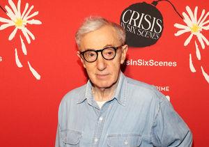 Woody Allen Orders His Own Sandwich at Carnegie Deli