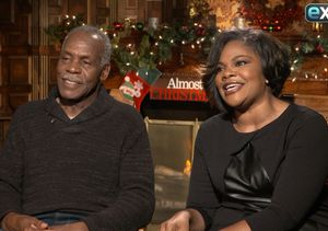'Almost Christmas' Stars Talk Dysfunctional Holidays