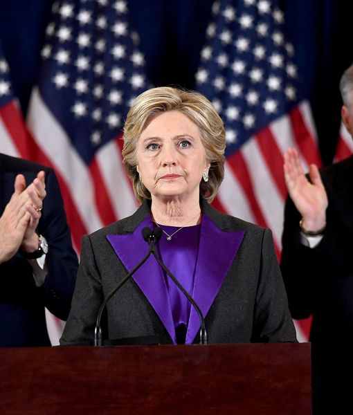 Hillary Clinton's Painful Concession After Election Defeat, Plus: President…
