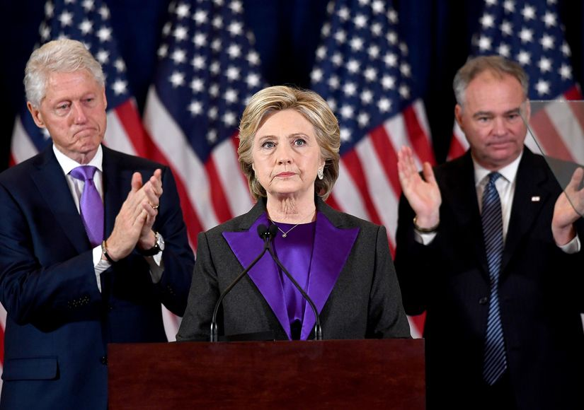 Hillary Clinton's Painful Concession After Election Defeat, Plus: President Obama Reacts to Outcome
