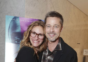 Brad Pitt's First Public Appearance Since Breakup with Angelina Jolie