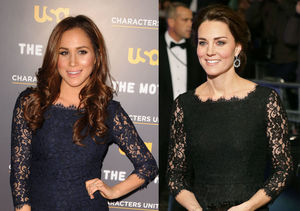 Are Meghan Markle & Kate Middleton Sharing Clothes Already?